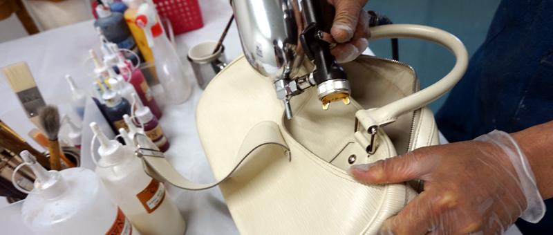 財布修理、バック修理、鞄修理をはじめ革製品の補修はRAFIXにお任せ